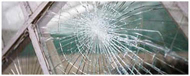 Henlow Smashed Glass